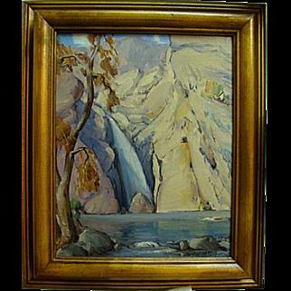 Wilton McCoy   Tahquitz Falls-Palm Springs
