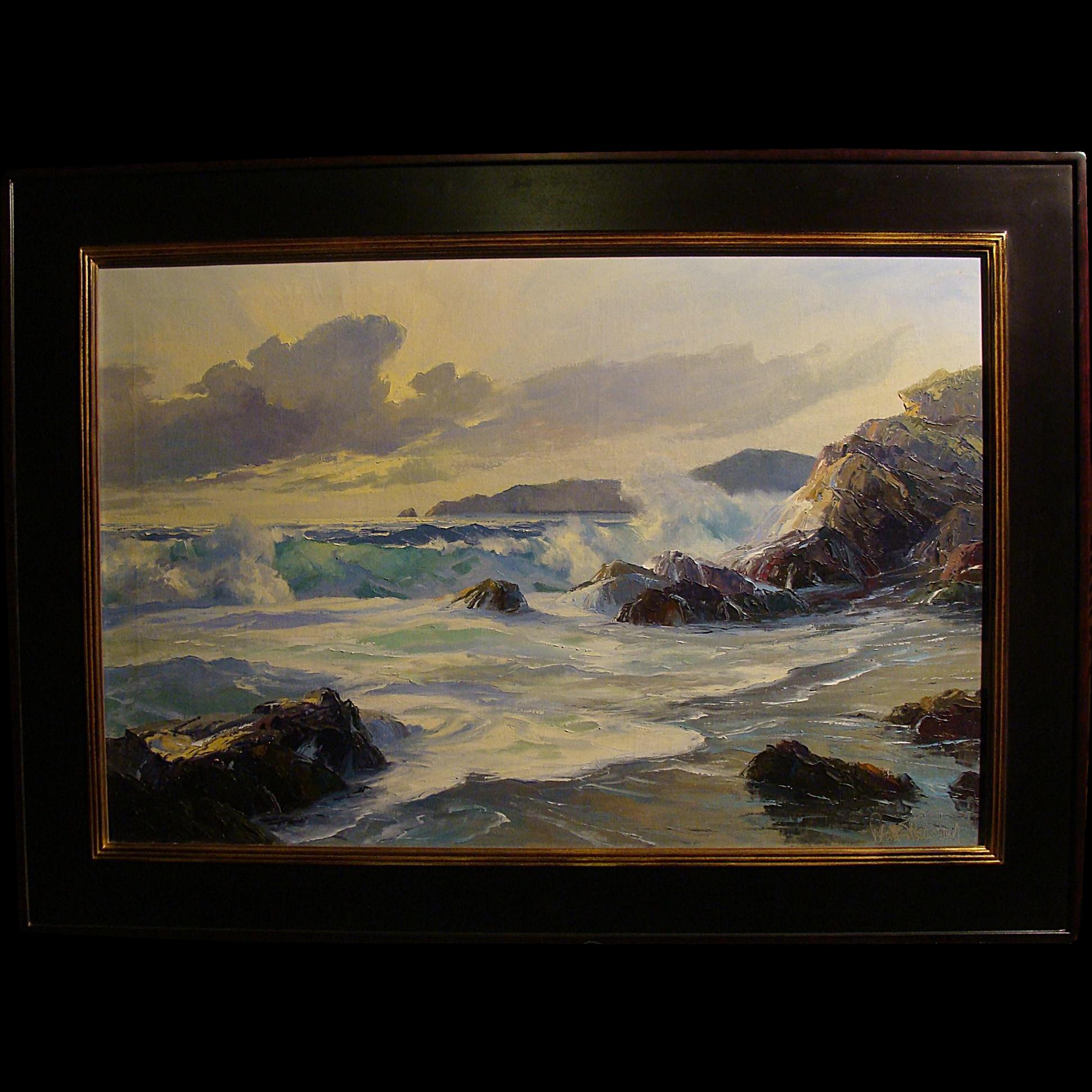 Bennett Bradbury California Wild Coast From