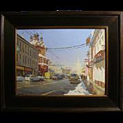 Vladimir Derkach   Moscow Street