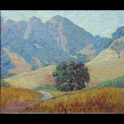 William A. Paxton   California Hills