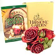 Harmony Kingdom Double Red Rose Box Figurine