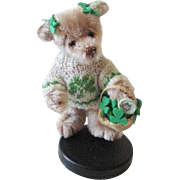 Mary Bares Artist Miniature Teddy Bear NWT