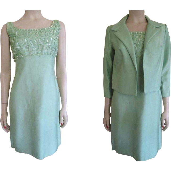 Vintage Womens Suit 15