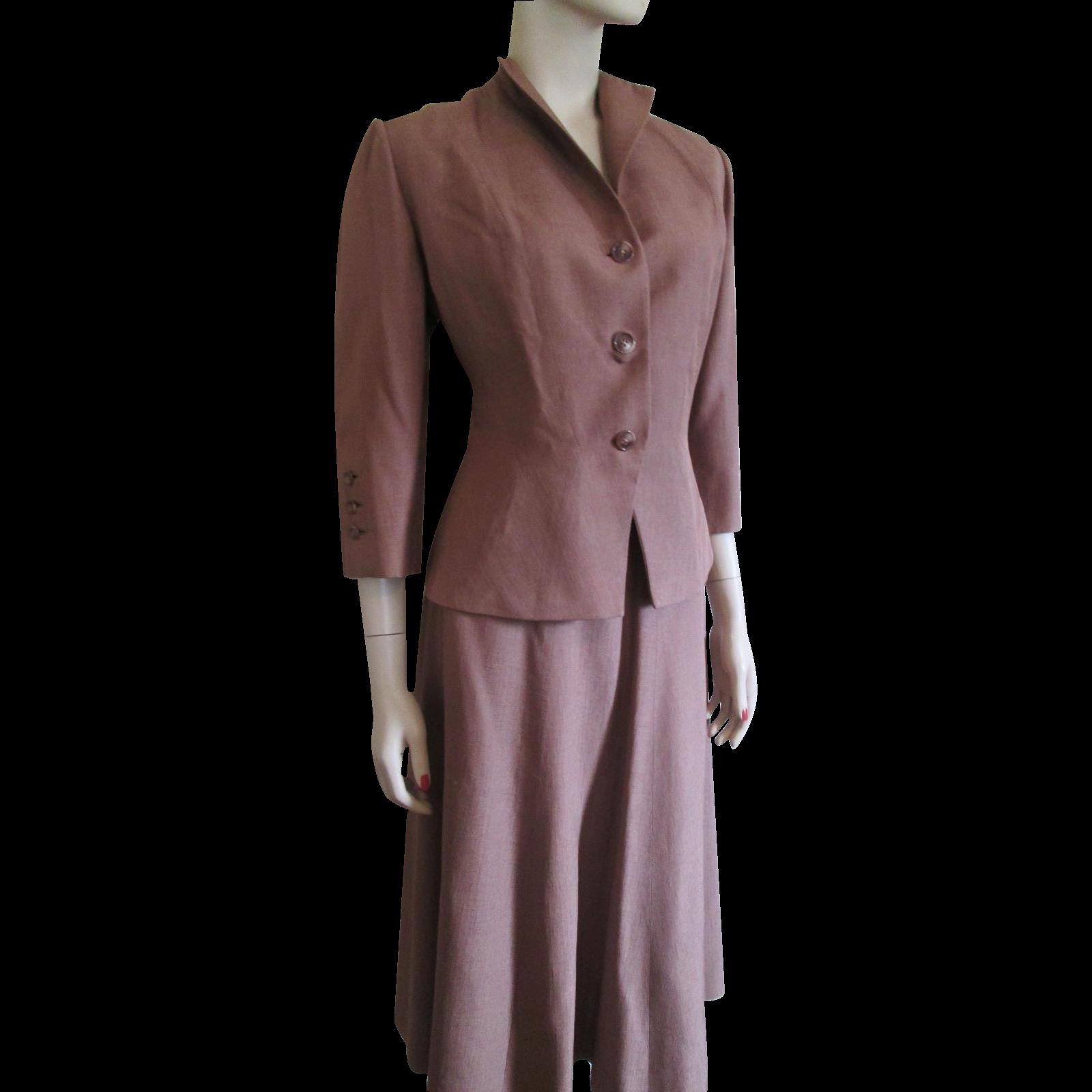 Women S Vintage Suit 81