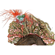 Elaborate Bonnet for Bebe