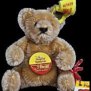 Tiny Steiff Bear for Doll
