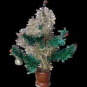 Vintage Miniature Christmas Tree