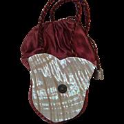 Unique Antique Purse for Fashion or Bebe