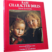 Rare Character Dolls Reference Book
