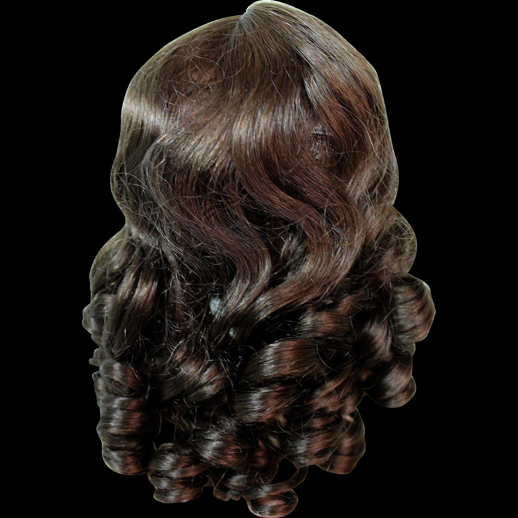 Doll Hair Human Wig 71