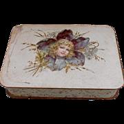 Antique Bon Bon Box