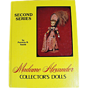 Madame Alexander Collector's Doll Second Series Book