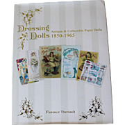 Antique and Collectible Paper Doll Reference Book