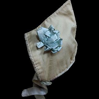Charming Antique Doll Bonnet