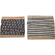 Antique Trims for Doll Costuming