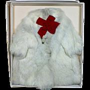 Fabulous Antique Fur Coat in Box