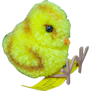 Tiny Steiff Chick for Doll