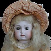 Lovely Antique Silk Wire Hat