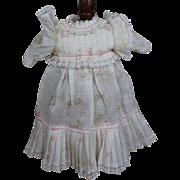 Sweet Dress for Smaller Doll