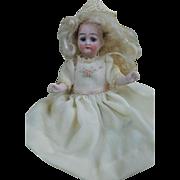 "Sweet 5"" Swivel Head German All Bisque Doll"