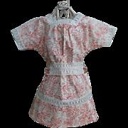 Sweet Vintage Cotton Dress