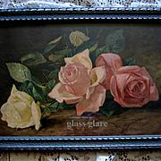 Antique Roses Print Patty Thum
