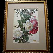 Antique Roses Print Paul de Longpre