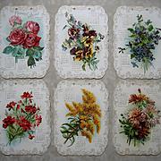 Antique Catherine Klein Calendar Print s