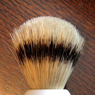 Vintage Shaving Mug Brush Hair Bakelite Male Vintage Toiletry Item