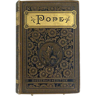 The Poetical Works of Alexander Pope c. 1886