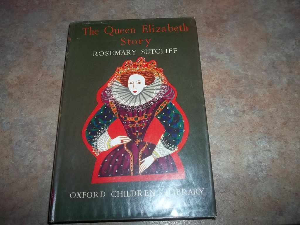 The Queen Elizabeth Story C. 1967 Oxford University Press