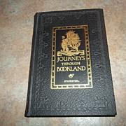 Journeys Through Bookland C. 1922 Bellows-Reeve Co Volume 4