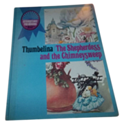 Over Sized Book Thumbelia The Shepherdess and the Chimneysweep