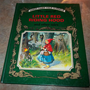 Little Red Riding Hood and other tales Children's Book