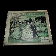 The Panjandrum Picture Book R. Caldecott