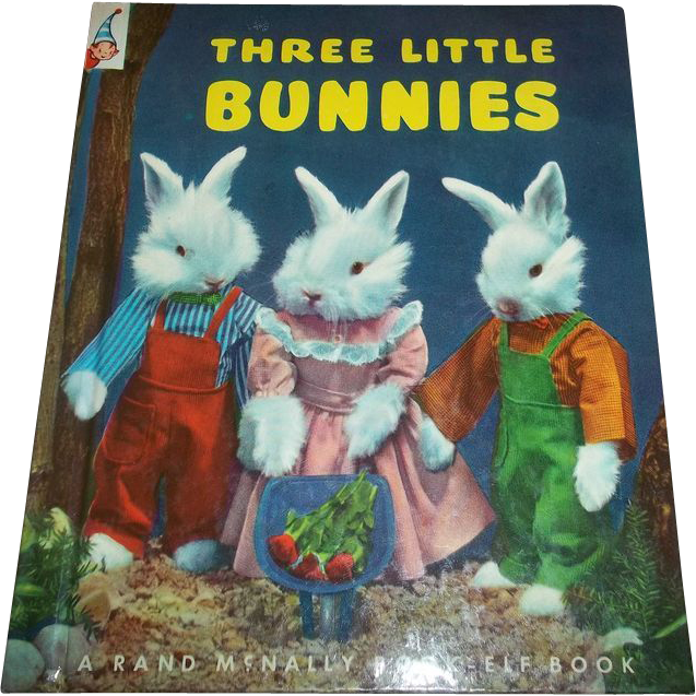 Three Little Bunnies Children's Book Copyright MCML Dale Rooks