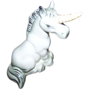 A Delightful Fantasy Friend Goebel W Germany Unicorn Figurine