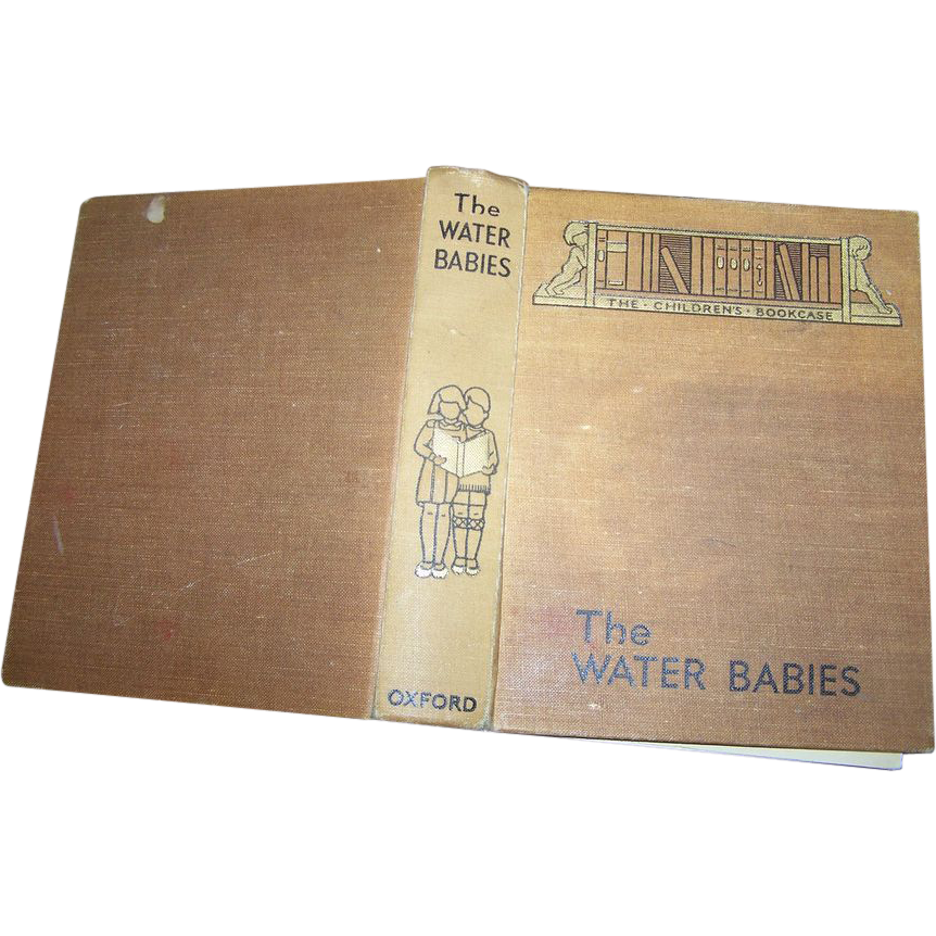 The children 39 s bookcase the water babies charles kingsley for L furniture warehouse victoria bc