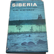 Siberia It's Conquest and Development Yuri Semyonov