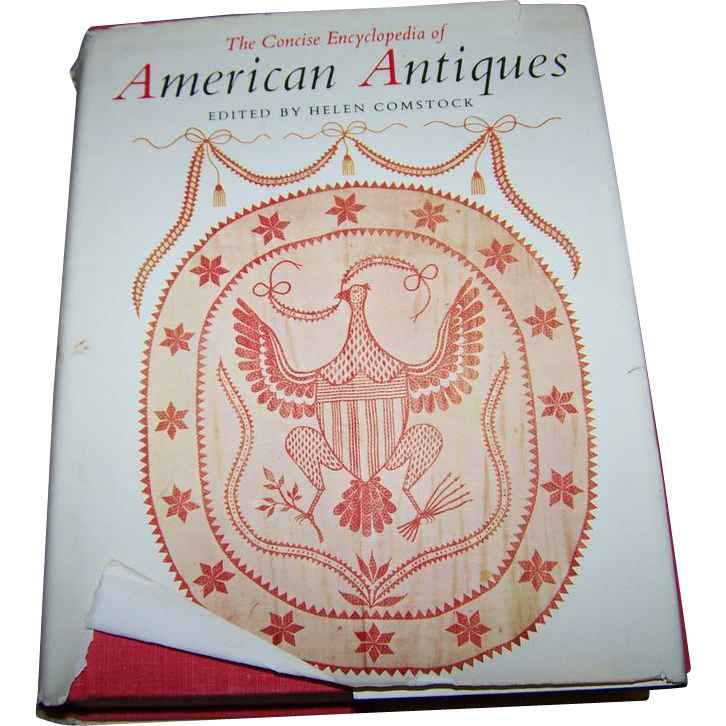 The concise encyclopedia of american antiques from for L furniture warehouse victoria bc
