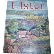 Collectible Souvenir Book ULSTER Norther Ireland