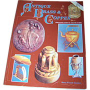 Antique Brass & Copper ID Guide Value Guide Collector Book