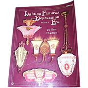 Light Fixtures of the Depression Era Book II