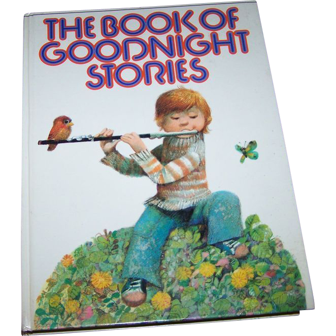 The Book Of Good Night Stories by Vratislav Stovicek