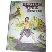 Bedtime Bible Stories Whitman Publishing MCMLV