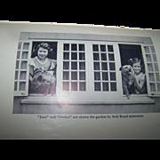 "Hard Cover Book "" The Princess Elizabeth "" Copyright 1940"
