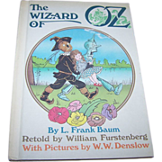 The Wizard of Oz Children's Book By L. Frank Baum