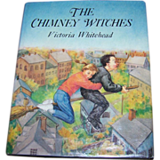 The Chimney Witches by Victoria Whitehead Children's Book EX LIBRA