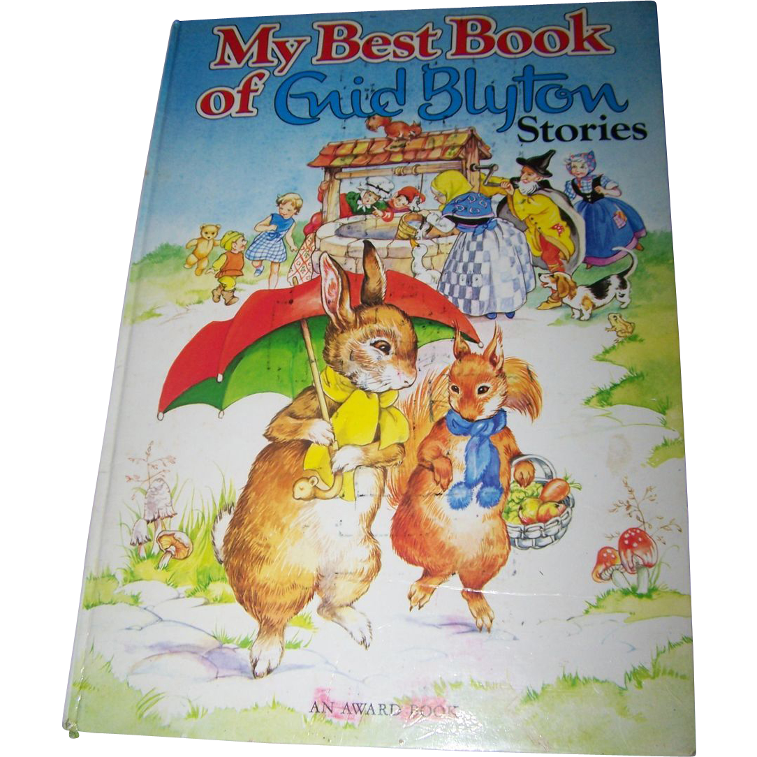 H.C. Children's Book My Best Book of Stories Enid Blyton