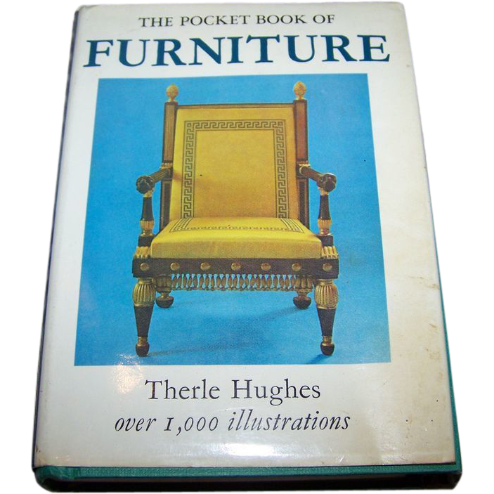 The pocket book of furniture therle hughes over 1 000 for L furniture warehouse victoria bc